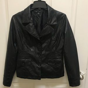 Jennyfer J Faux Leather Jacket